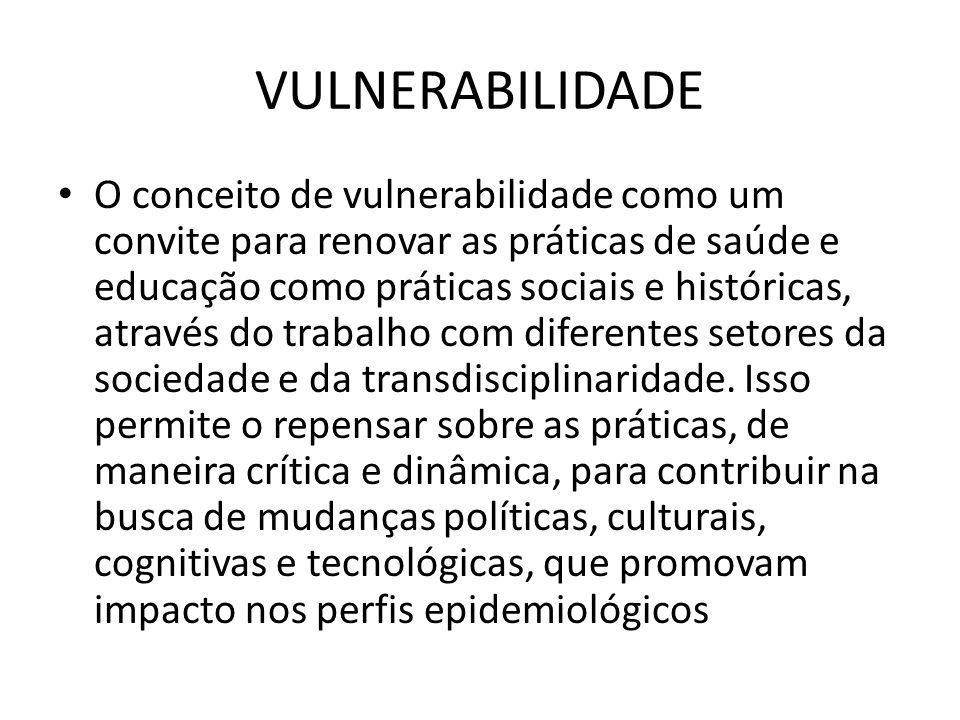 VULNERABILIDADE