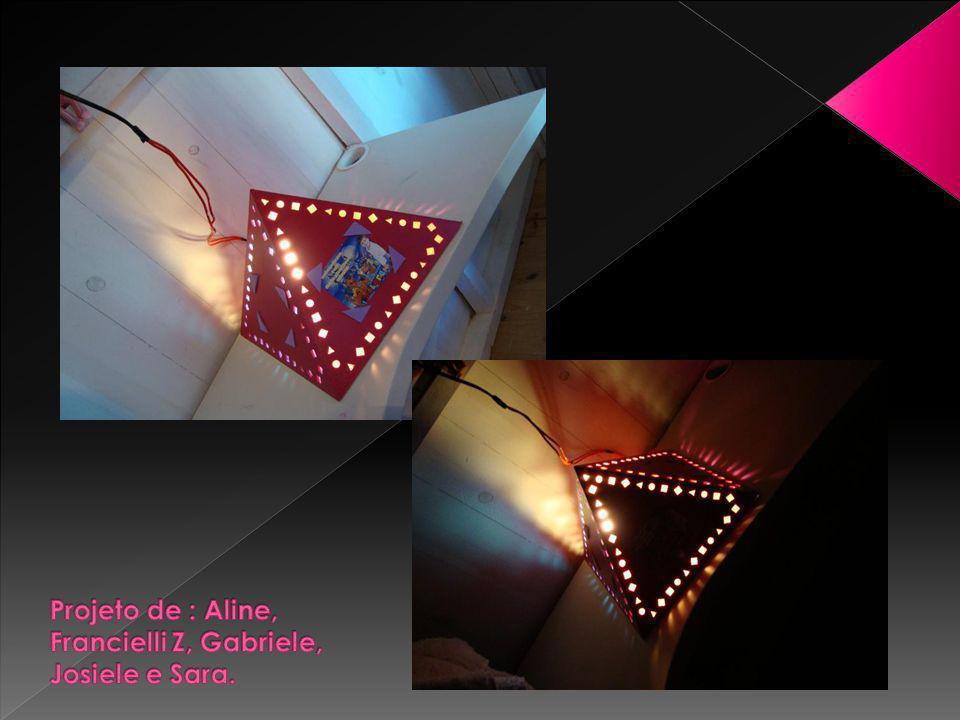 Projeto de : Aline, Francielli Z, Gabriele, Josiele e Sara.