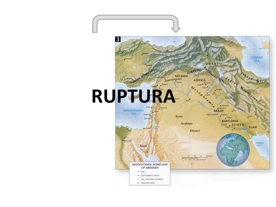 RUPTURA Mesopotâmia