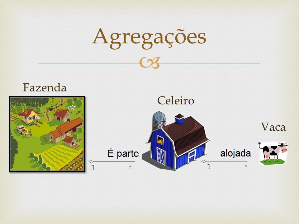 Agregações Fazenda Celeiro Vaca 1 * 1 *
