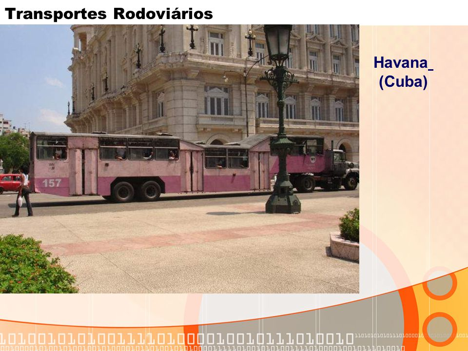 Transportes Rodoviários
