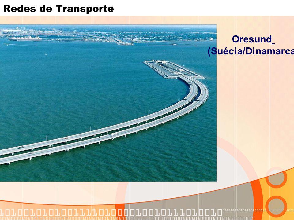 Redes de Transporte Oresund (Suécia/Dinamarca)