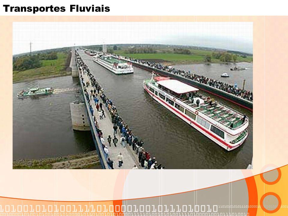Transportes Fluviais