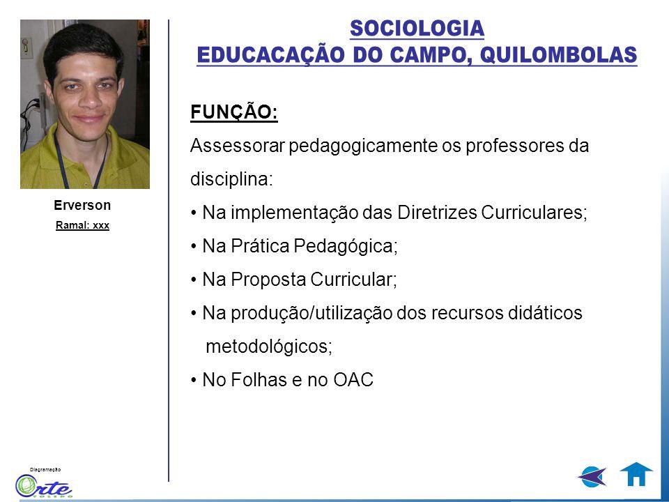 EDUCACAÇÃO DO CAMPO, QUILOMBOLAS