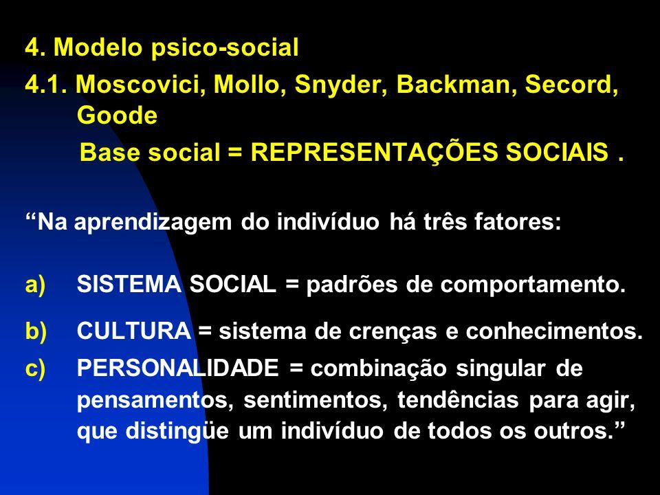 Base social = REPRESENTAÇÕES SOCIAIS .