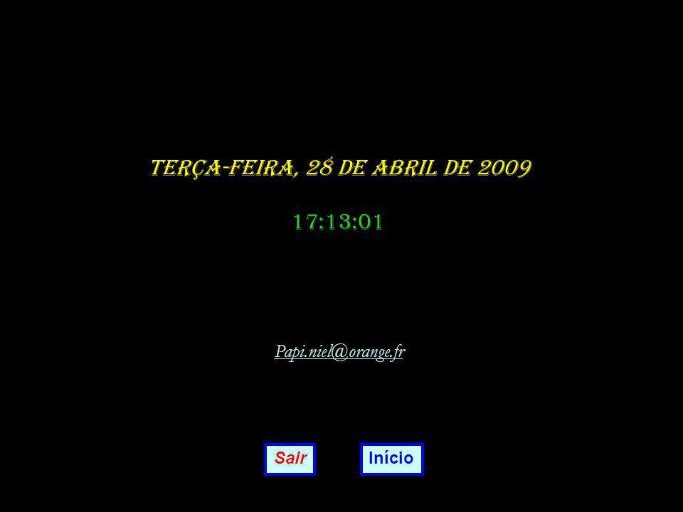 terça-feira, 28 de Abril de 2009