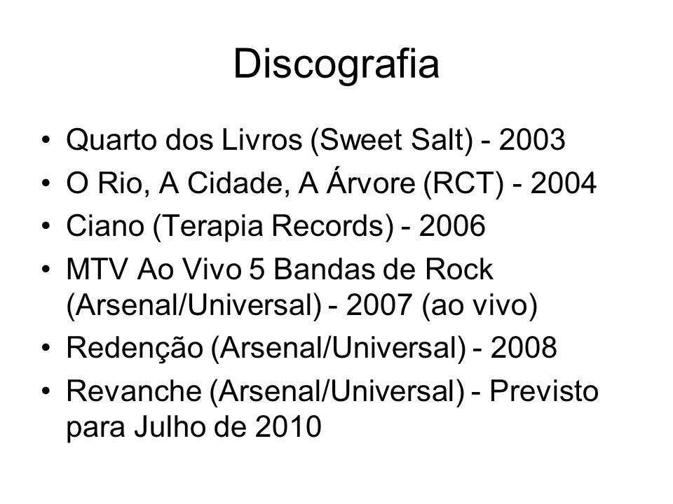 Discografia Quarto dos Livros (Sweet Salt) - 2003