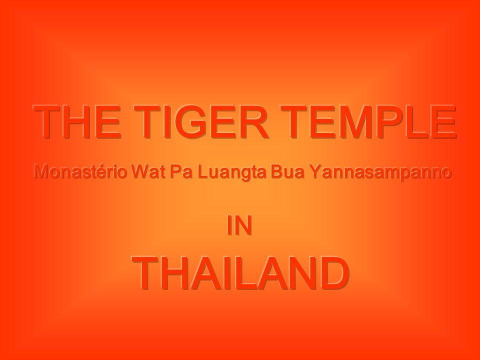 Monastério Wat Pa Luangta Bua Yannasampanno