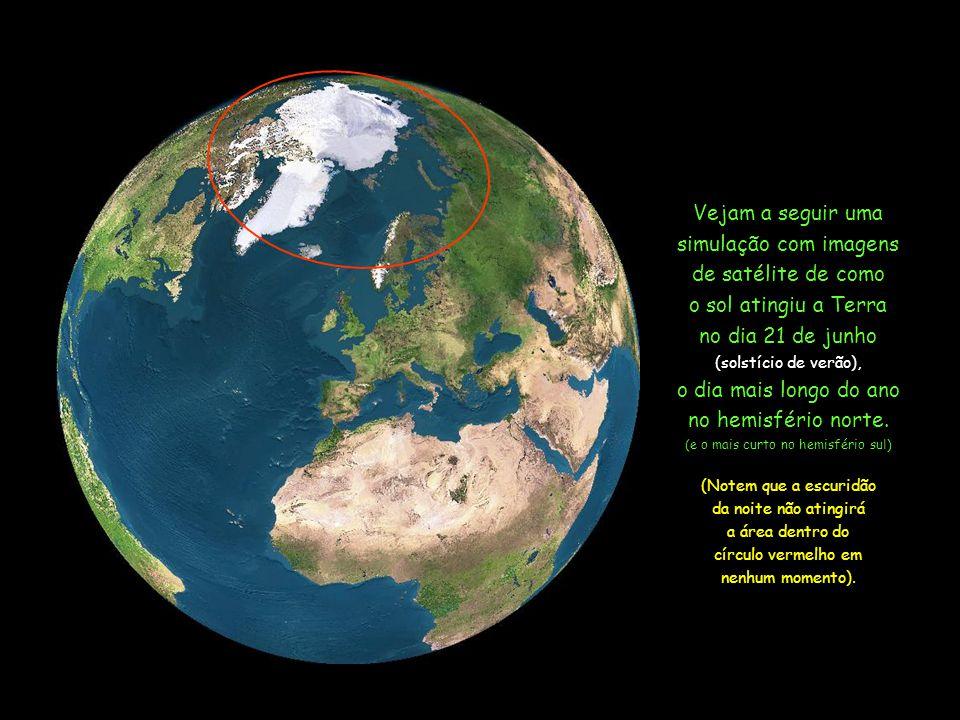 (e o mais curto no hemisfério sul)