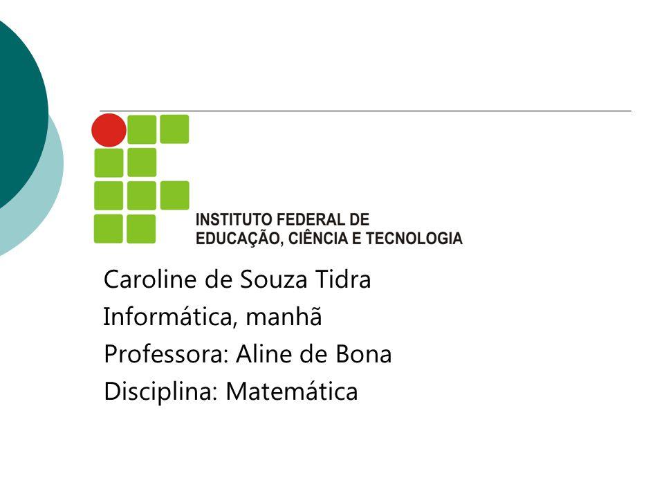 Caroline de Souza Tidra