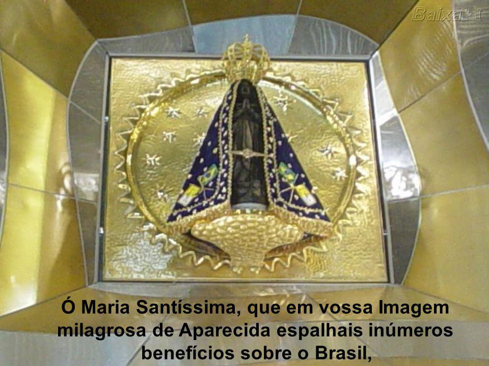 Ó Maria Santíssima, que em vossa Imagem