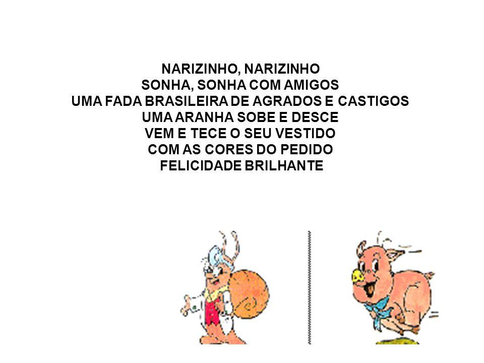 UMA FADA BRASILEIRA DE AGRADOS E CASTIGOS
