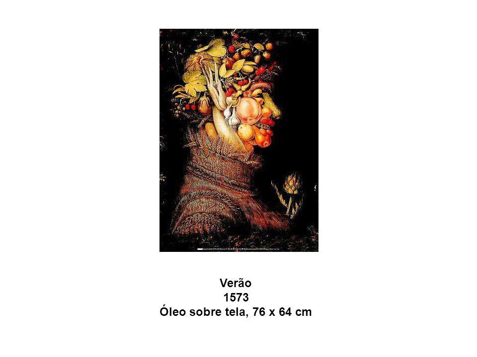 Verão 1573 Óleo sobre tela, 76 x 64 cm