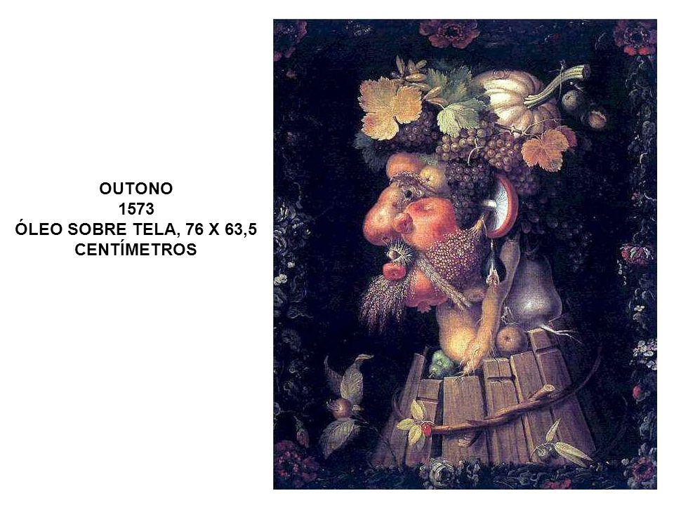 ÓLEO SOBRE TELA, 76 X 63,5 CENTÍMETROS