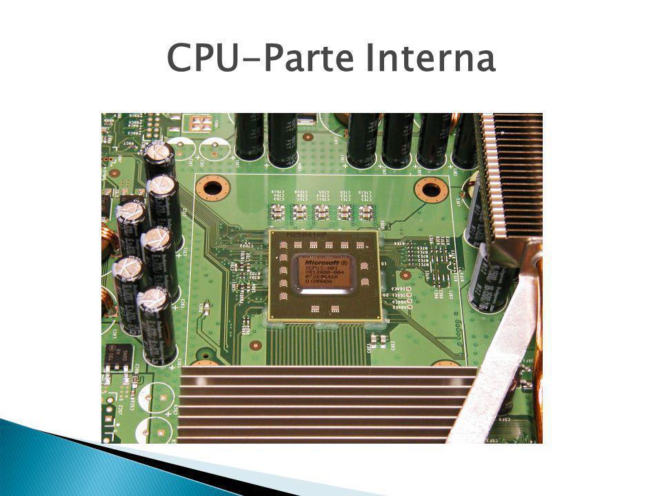 CPU-Parte Interna
