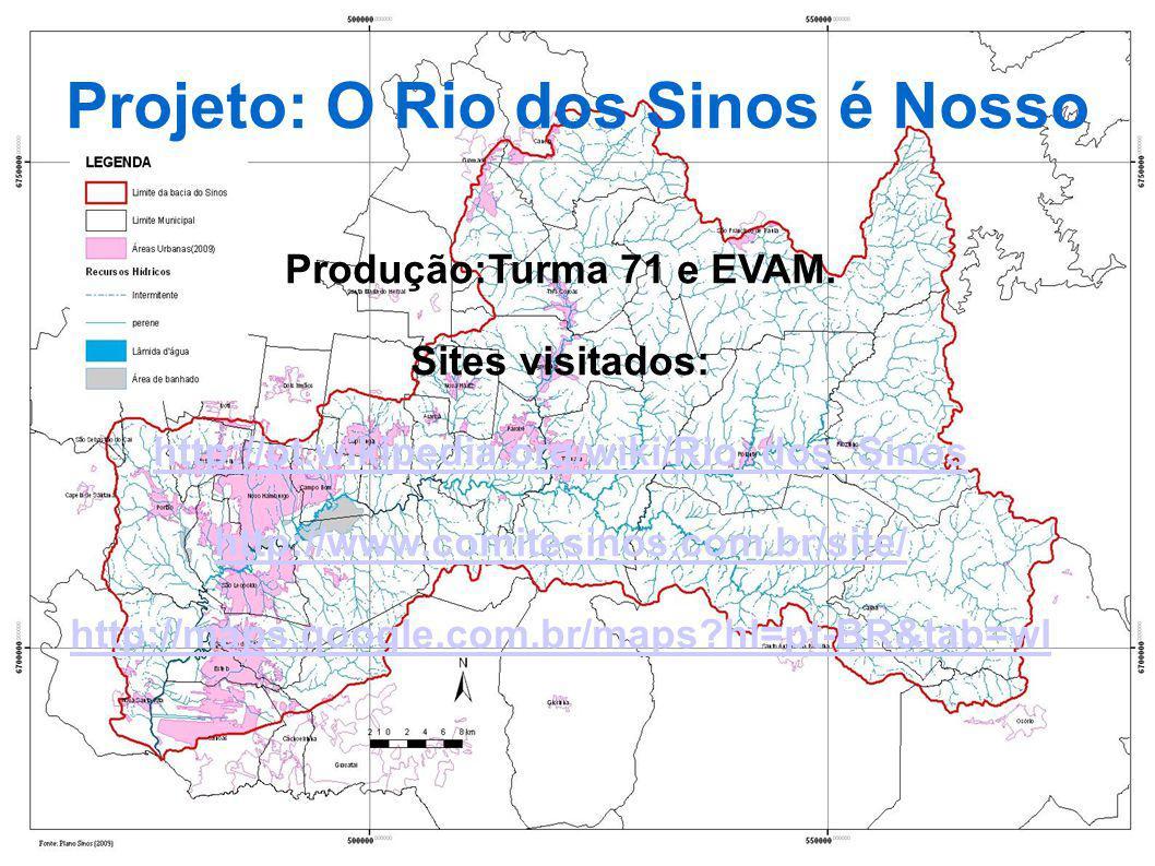 Projeto: O Rio dos Sinos é Nosso