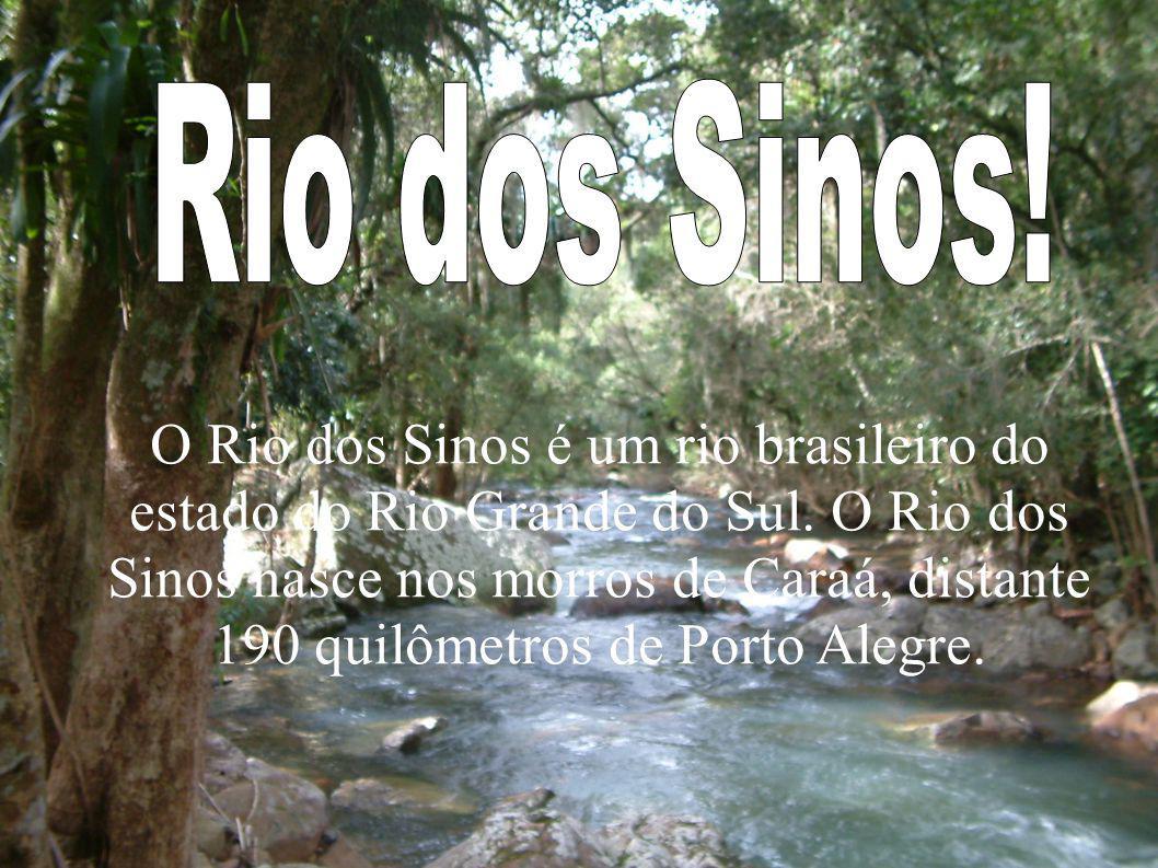 Rio dos Sinos!