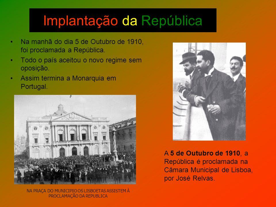 Implantação da República