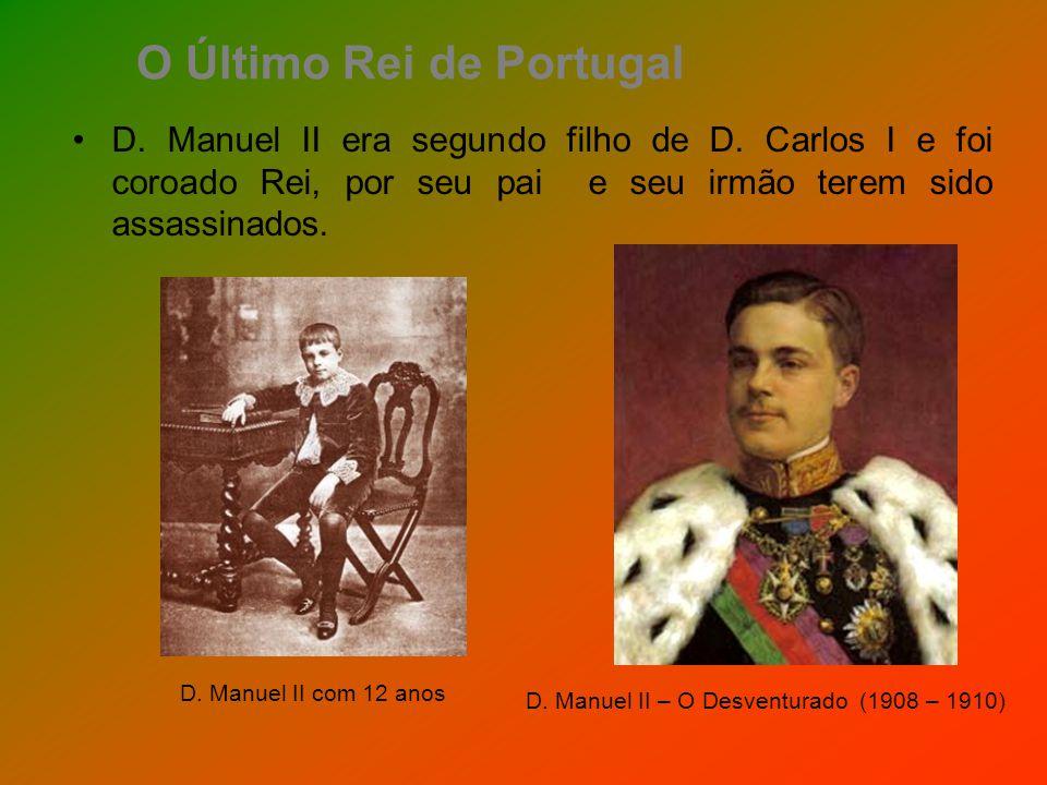 O Último Rei de Portugal