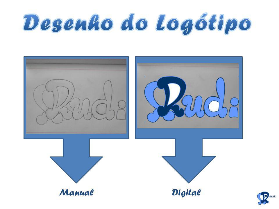 Desenho do Logótipo Manual Digital