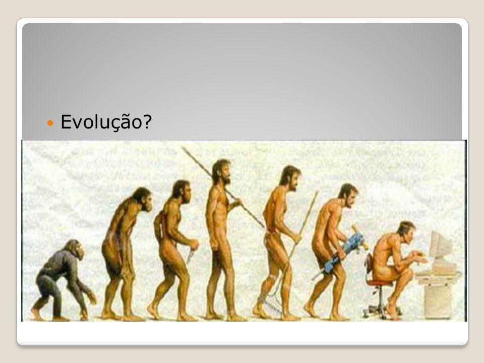 Evolução Isso dá Crônica