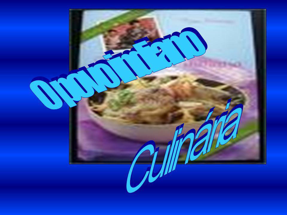 O povo indiano Culinária