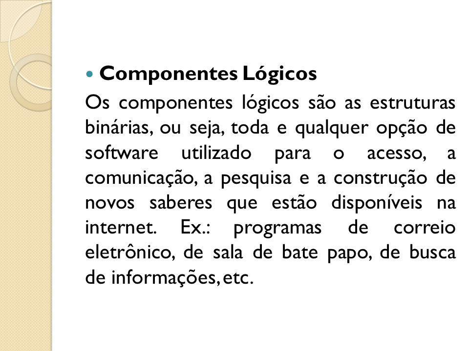 Componentes Lógicos