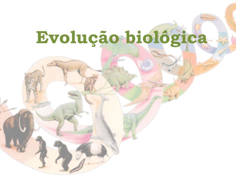 Evolução biológica