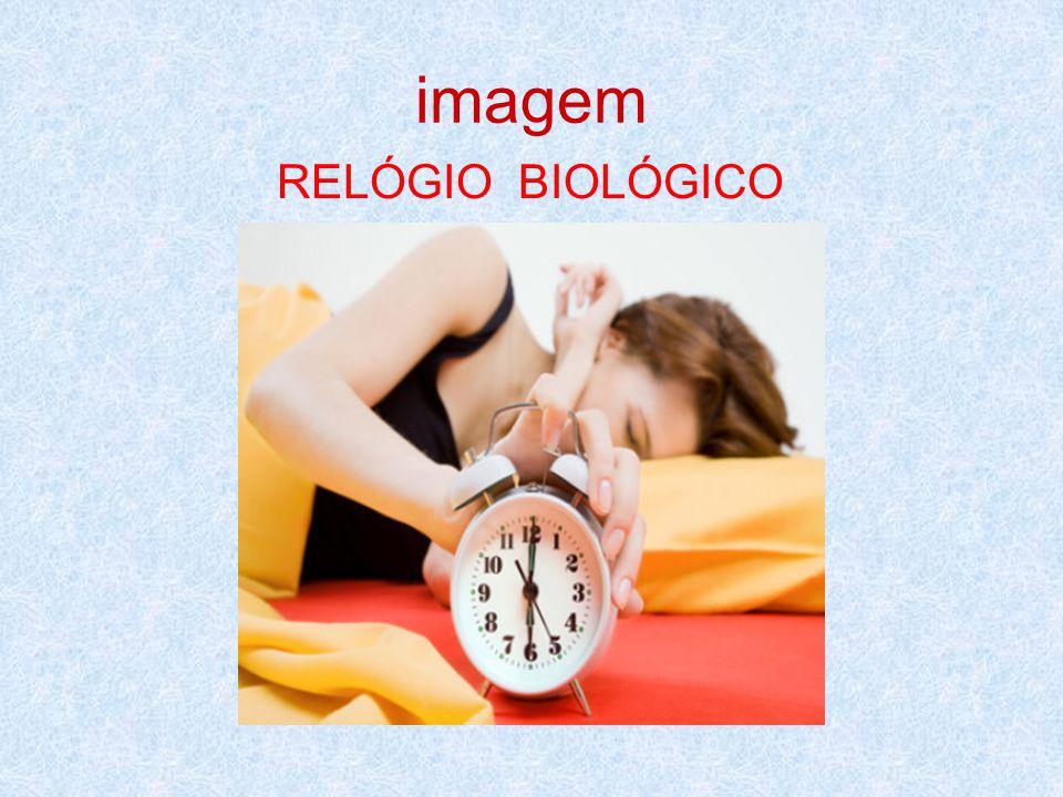 imagem RELÓGIO BIOLÓGICO