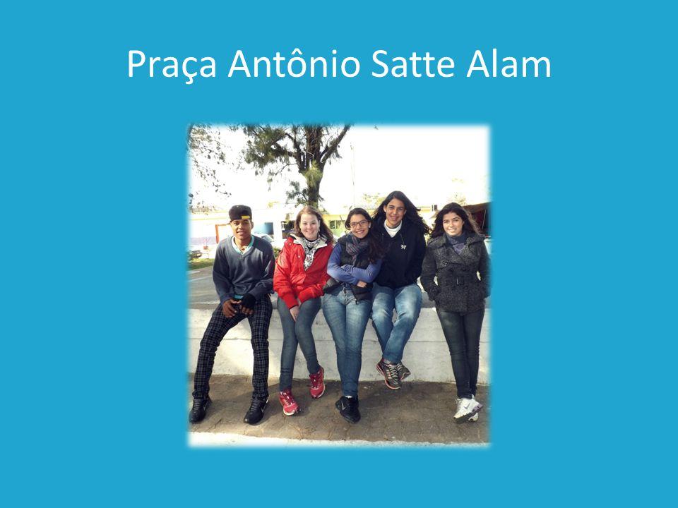 Praça Antônio Satte Alam