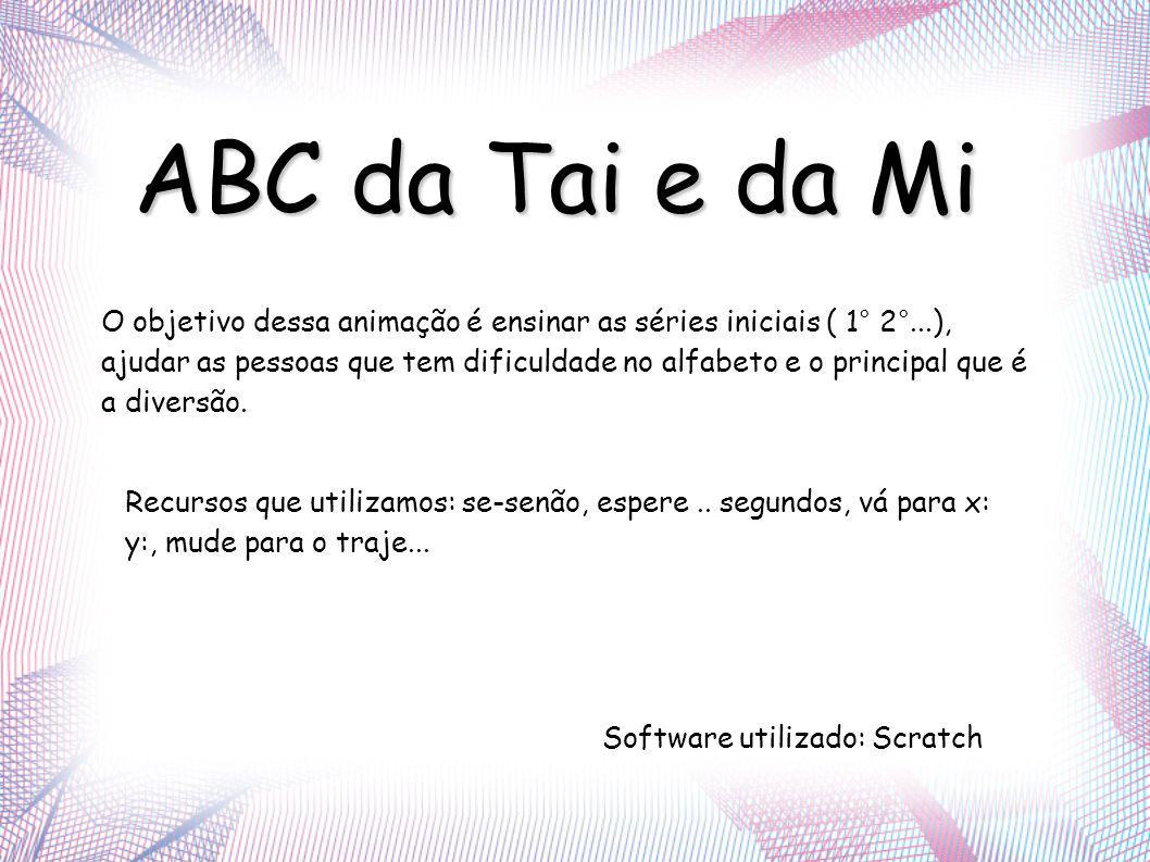 ABC da Tai e da Mi