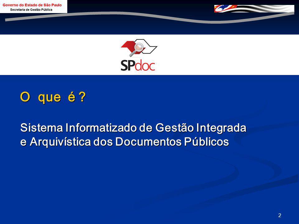 O que é Sistema Informatizado de Gestão Integrada e Arquivística dos Documentos Públicos
