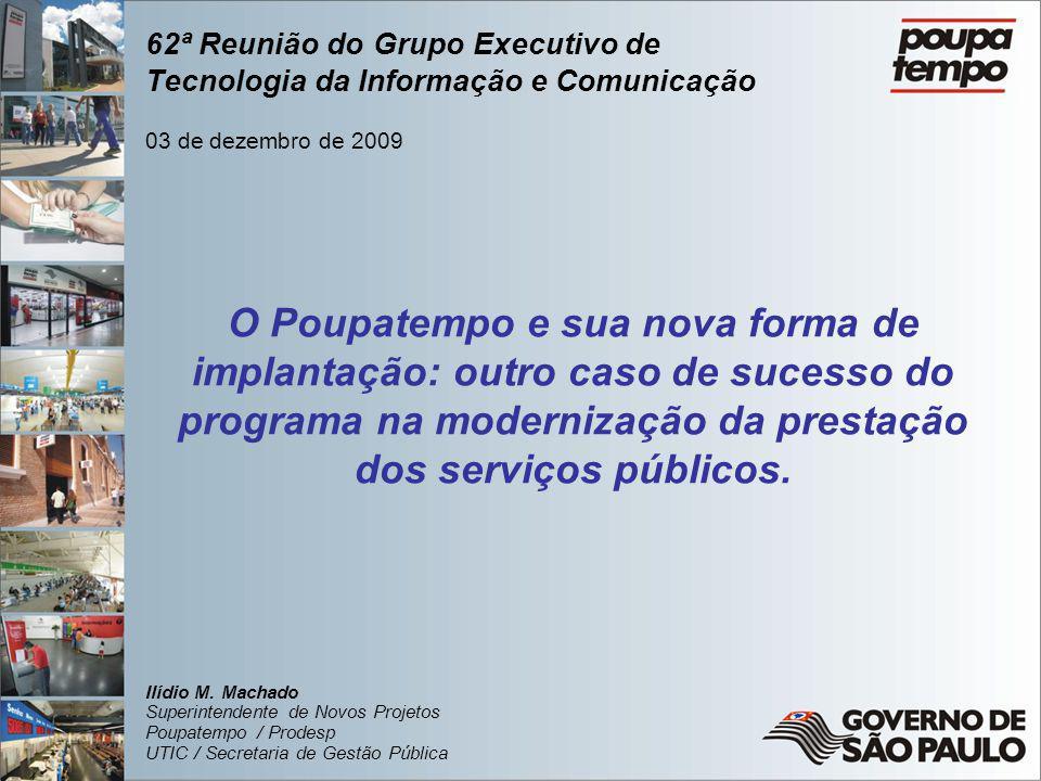 62ª Reunião do Grupo Executivo de Tecnologia da Informação e Comunicação
