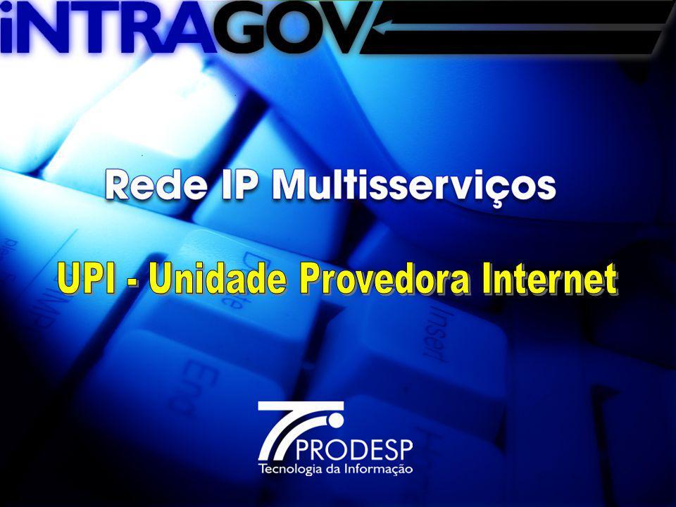 UPI - Unidade Provedora Internet