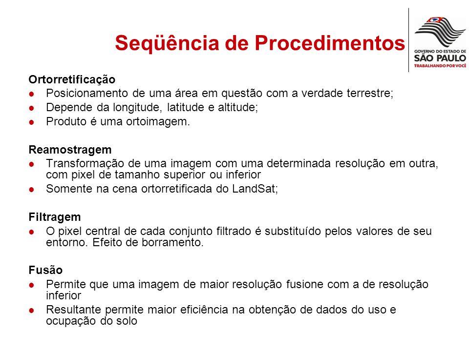 Seqüência de Procedimentos