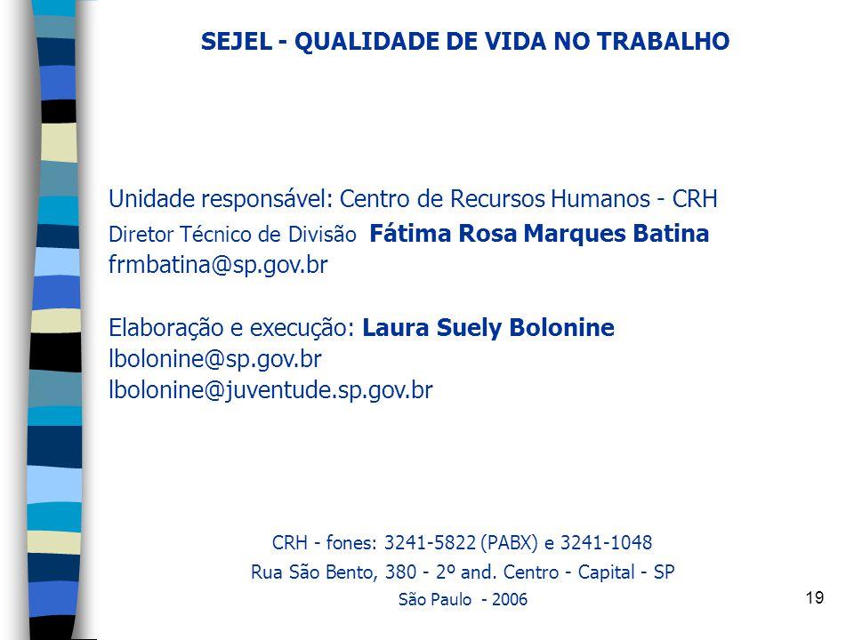 Rua São Bento, 380 - 2º and. Centro - Capital - SP