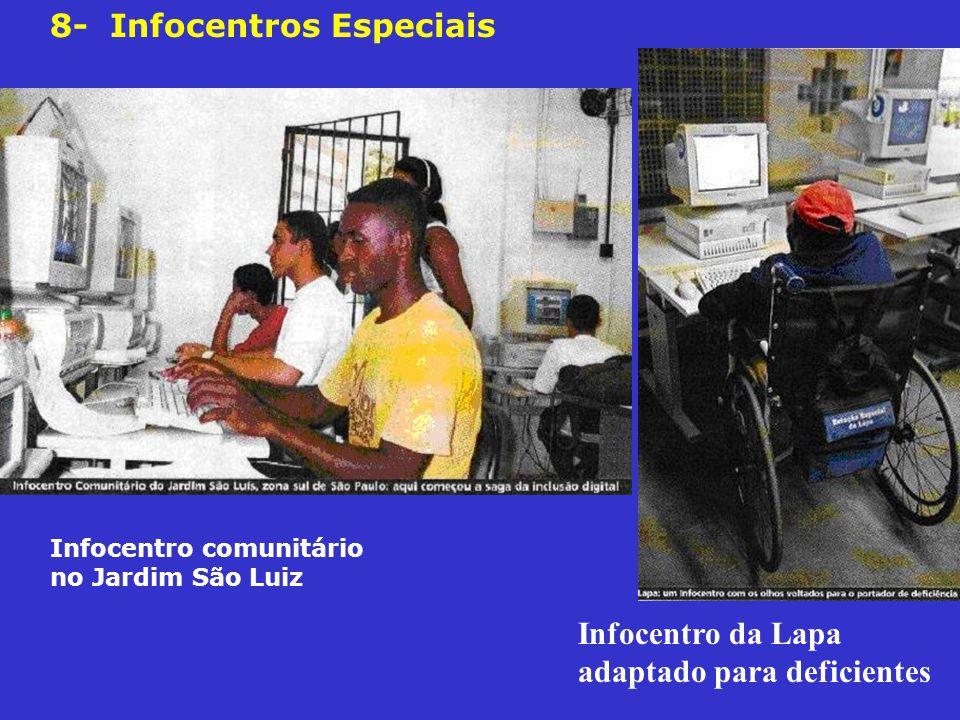 8- Infocentros Especiais