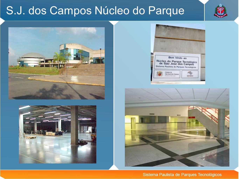 S.J. dos Campos Núcleo do Parque