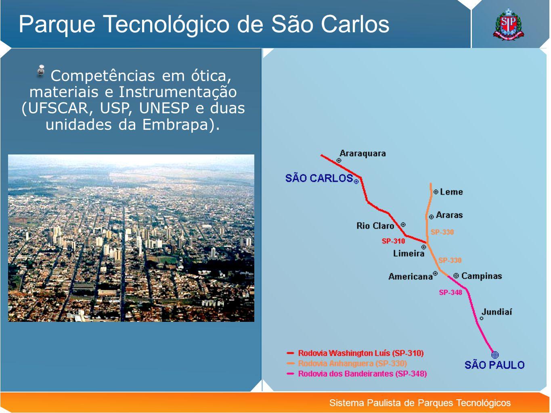 Parque Tecnológico de São Carlos