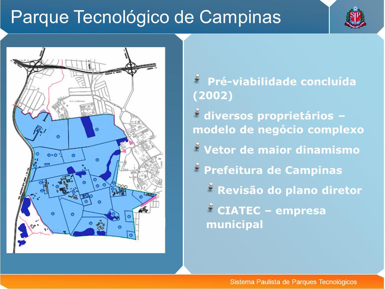 Parque Tecnológico de Campinas
