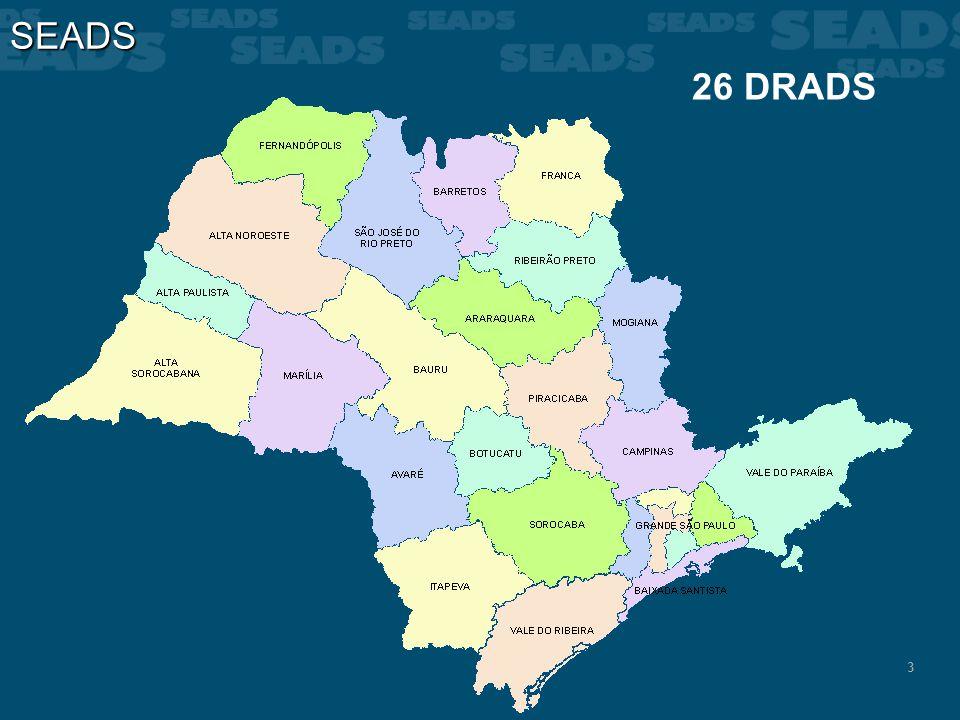 SEADS 26 DRADS