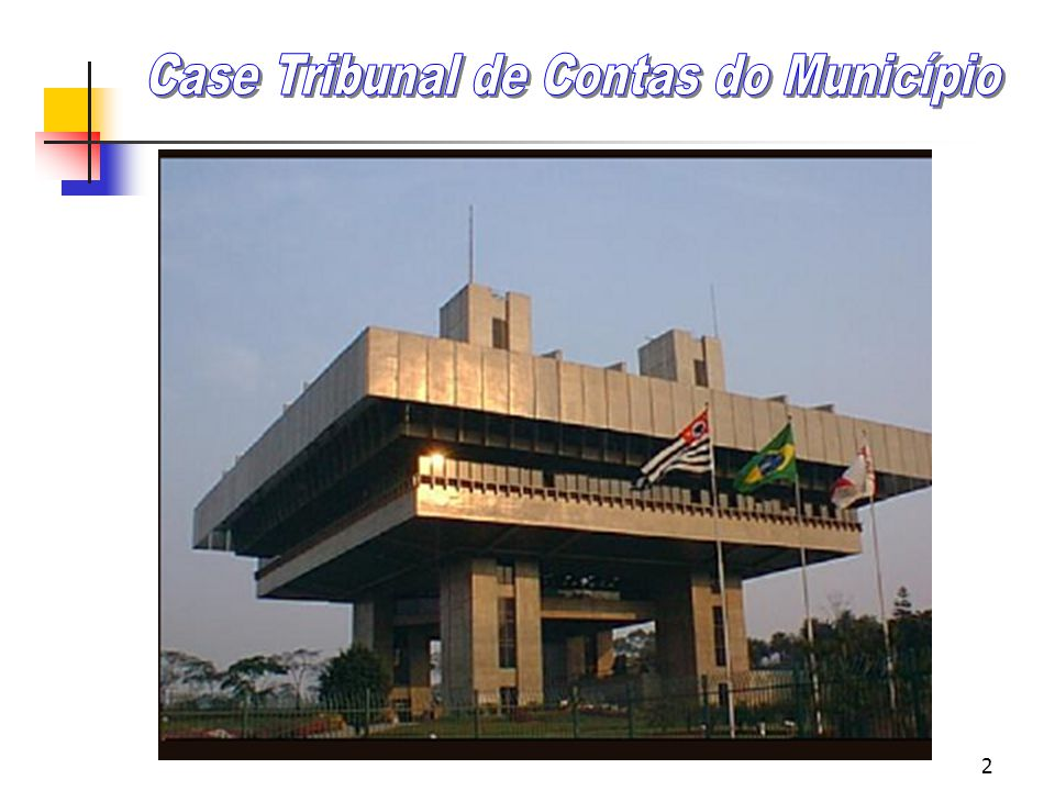 Case Tribunal de Contas do Município