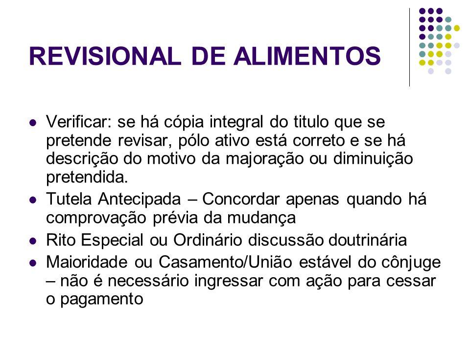 REVISIONAL DE ALIMENTOS