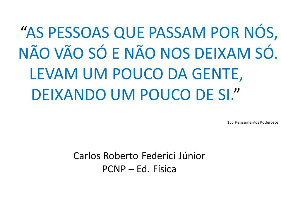 Carlos Roberto Federici Júnior