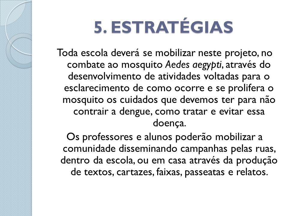 5. ESTRATÉGIAS