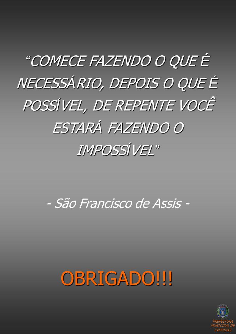 - São Francisco de Assis -