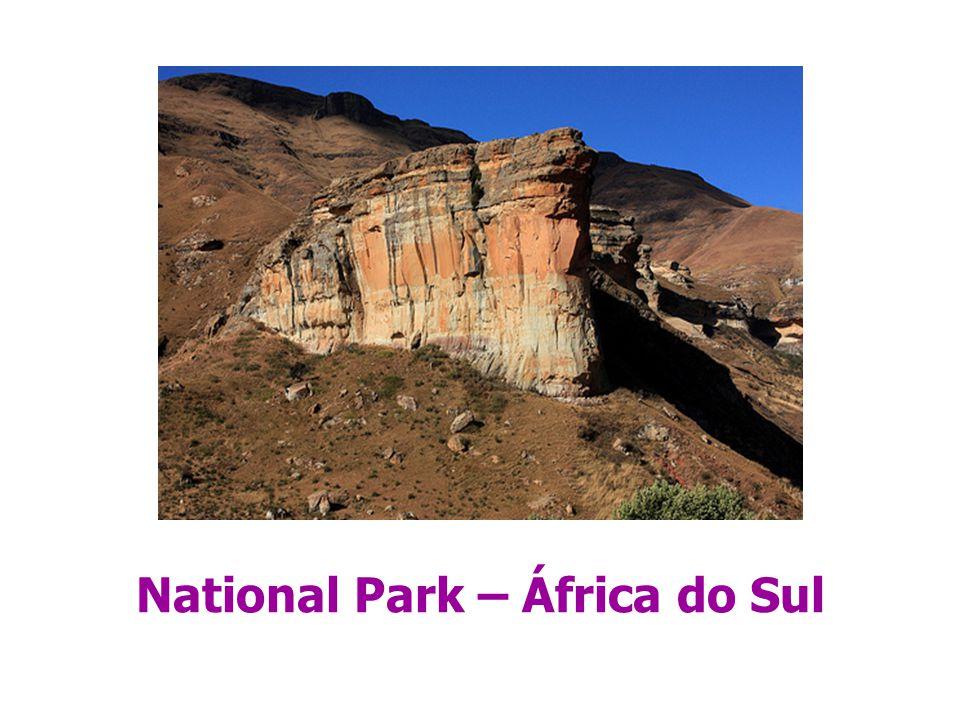 National Park – África do Sul