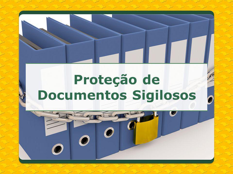 Proteção de Documentos Sigilosos