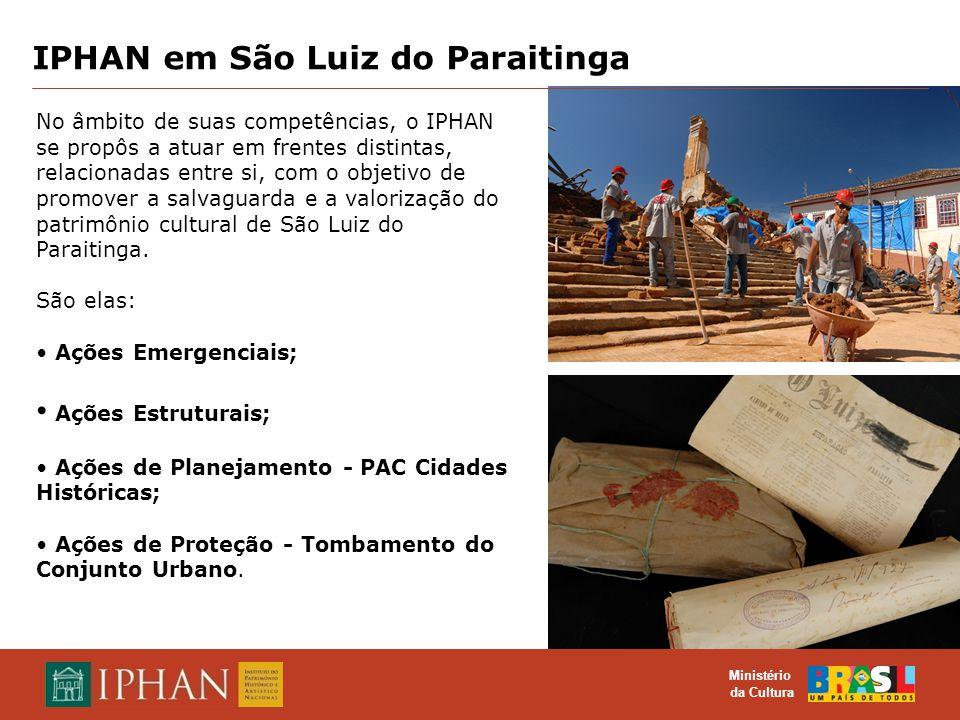 IPHAN em São Luiz do Paraitinga