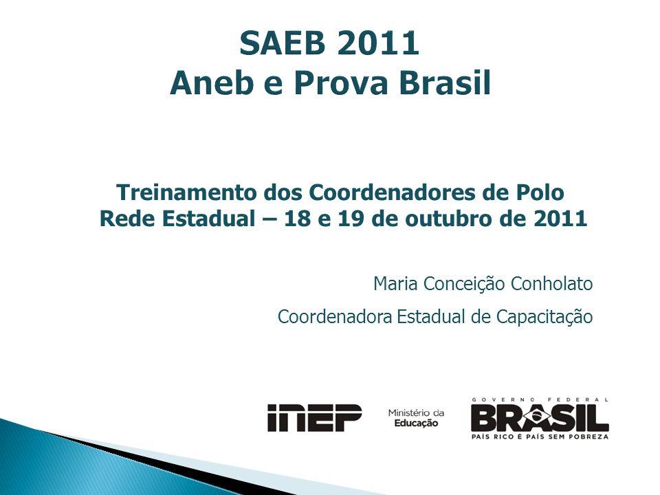 SAEB 2011 Aneb e Prova Brasil